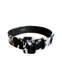 Sophia Belt Black & White