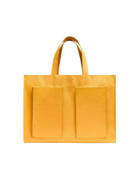 Fields Tote Yellow
