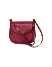 Anglet Burgundy Cross Body Bag